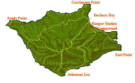 Santa-rosa-island-nps-map